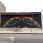 Shok-1 New Mural – New York City, USA
