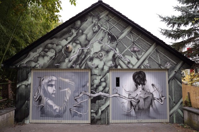 Ethos creates a new piece in Erlach, Switzerland