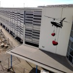 "Martin Whatson ""Chinook Hearts"" New Mural For Nuart – Stavanger, Norway"