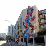 Tristan Eaton New Mural For UrbanNation – Berlin, Germany