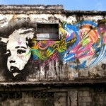 Stinkfish Travel Book Video and New Street Pieces In San Andrés Island, Colombia