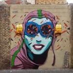 "Deih ""Insight"" New Mural – Valencia, Spain"