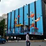Interesni Kazki New Mural In Mexico City