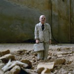 "Isaac Cordal ""Cement Eclipses"" New Installation In Milano, Italy"
