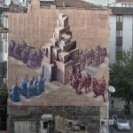 Sepe x Chazme New Mural For Common Experience – Istanbul, Turkey