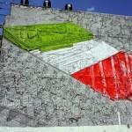 Blu creates a powerful piece in Mexico DF for ManifestoMX