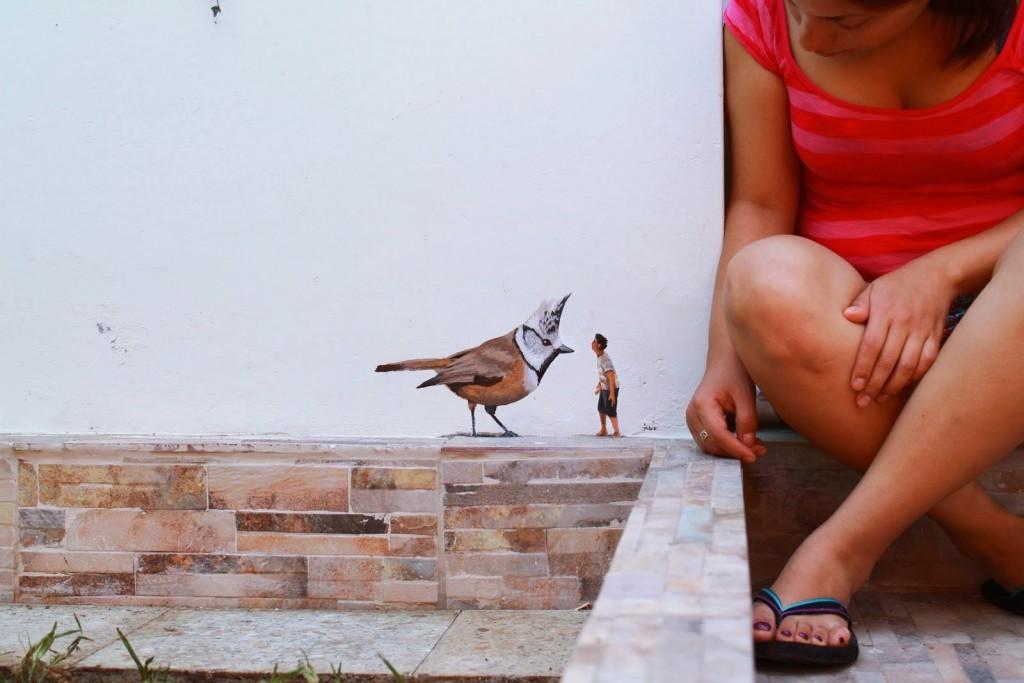 "JADE ""El Desafío"" New Street Piece – Lima, Peru"