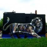 JAZ New Mural In Baltimore, USA (Part II)