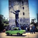JR x Jose Parla New Murals In Havana, Cuba (Part I)
