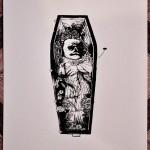 "James Kalinda ""Baretta"" New Print Available Now"