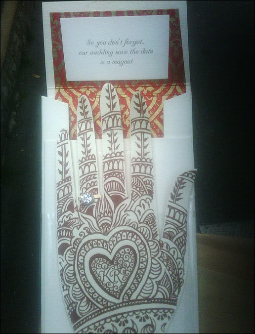Shepard Fairey Designs Kate Perry And Russel Brand Wedding Invitations