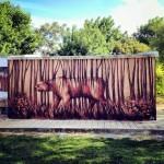"Franco Fasoli ""JAZ"" New Street Art – Villa Soriano, Uruguay"