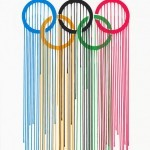 "Zevs ""Liquidated Olympic Rings"" New Print Available Today"