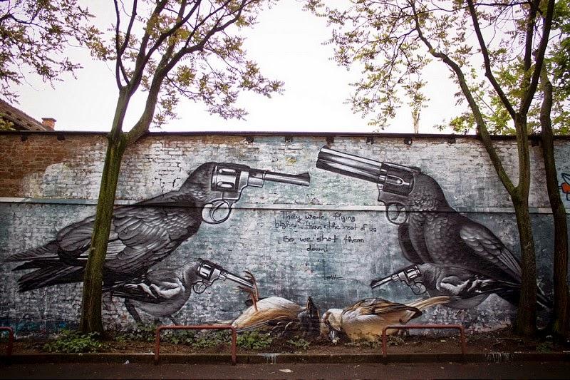 Lonac New Mural For Ohoho Fest - Zagreb, Croatia