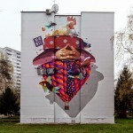 Lonac and Artez reveal their collaboration in Banja Luka, Bosnia