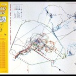 "Invader ""Signed Map #22 Brussels"" Available Now"