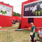 Ludo New Pieces For Glastonbury Festival 2014 – UK