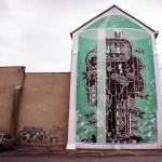 M-City New Mural In Neuss, Germany