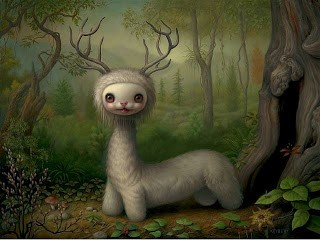 Mark Ryden 'Yoshi – The Forest Spirit' New Print Available 15th January