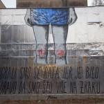 Miron Milic New Mural – Zagreb, Croatia