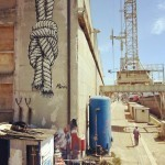 Miron Milic New Mural – Mali Losinj, Croatia