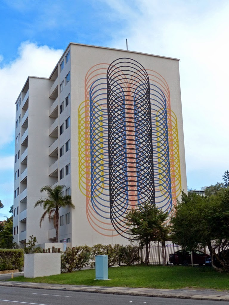 Moneyless creates two new pieces in Perth for Public '15