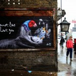 VinZ New Street Pieces – London, UK