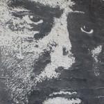 Vhils New Murals @ Fame Festival 2011, Italy