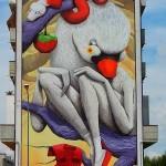 ZED1 New Mural – San Benedetto Del Tronto, Italy