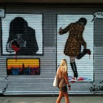 Nick Walker New Mural In New York City