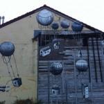 Phlegm New Mural In Stavanger, Norway