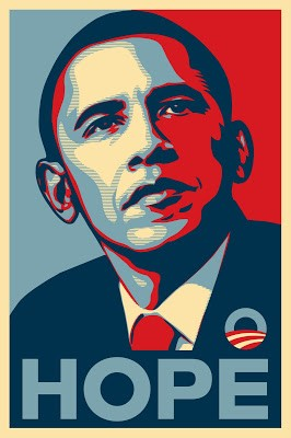 Shepard Fairey settles the Obama 'Hope' image Case