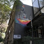 Okuda New Mural in Mexico City, Mexico