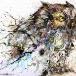 "Hua Tunan ""Night Owl"" Limited Edition Print – Available April 3rd"