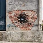 Pejac New Street Piece – Santander, Spain