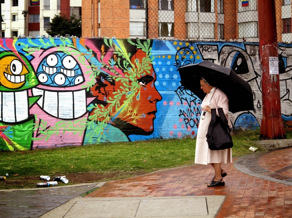 Stinkfish x Pez New Collaboration – Bogota, Colombia