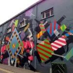 Maser x Askew New Mural – Limerick, Ireland