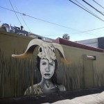 Liliwenn New Mural – Los Angeles, USA