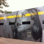 RONE New Mural For Art Basel '13 – Wynwood, Miami