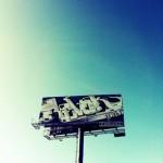 Revok1 New Billboard in Los Angeles