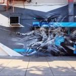 Li-Hill New Mural – Jersey City, USA