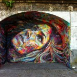 David Walker New Mural – Aubervilliers, France