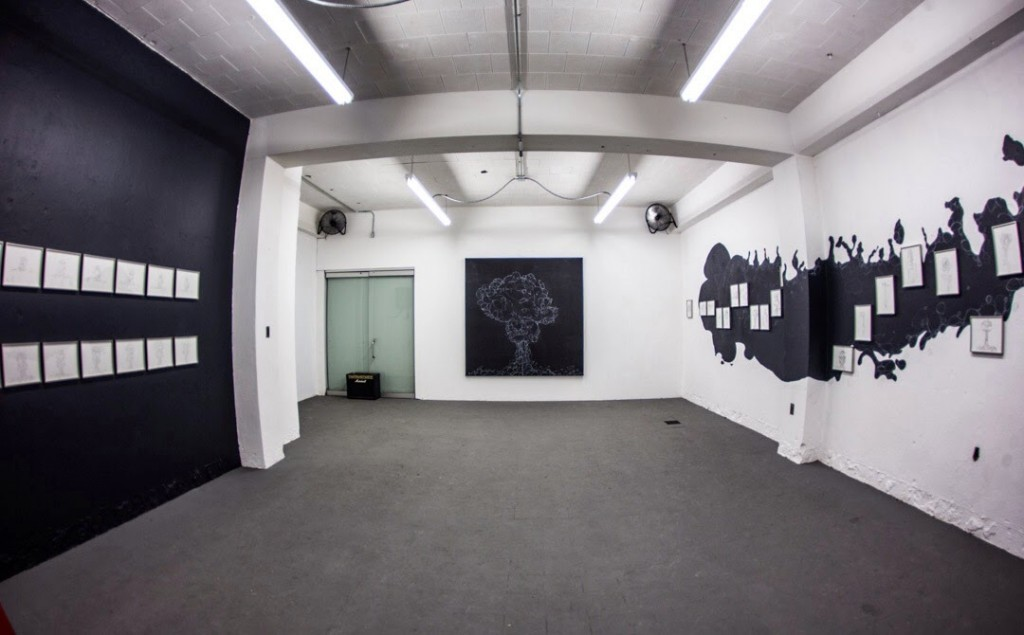 """Coverage: JUFE """"Recent Works"""" @ Puerto Rico's Art Lab"""
