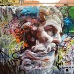 Pichi & Avo New Street Piece – Valencia, Spain