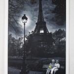 "Roamcouch ""When You Wish Upon A Star – Paris"" Limited Edition Screen Print"