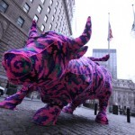 Exclusive Interview with Crocheted Olek: On Wall Street's Bull and More