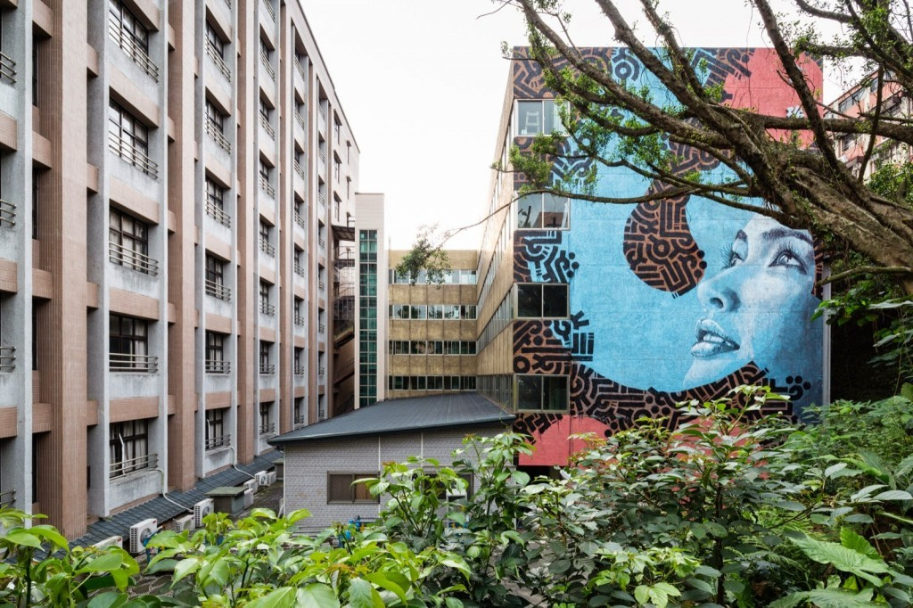 Coverage: POW! WOW! Taiwan! With RONE, Madsteez, INSA…
