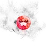 "David Choe ""Red Moon"" New Print For Japan Available Today"
