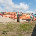 Ever New Mural For The Viavai Project – Racale, Italy
