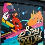 Dabs & Myla x Remi/Rough New Mural In London
